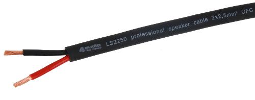 4Audio LS2250 - przewód głośnikowy